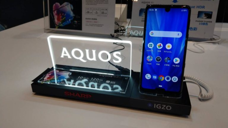 Sharp launches Sharp AQUOS R3 with amazing Features and Specification