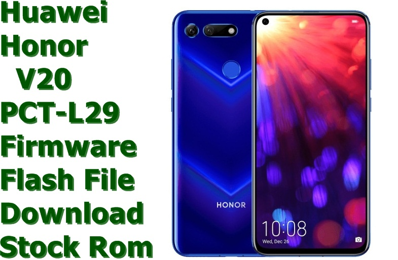 Huawei Honor View 20 PCT-L29